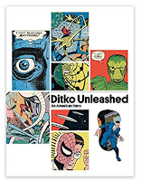 Ditko Unleashed - catalogue Palma Casal Solleric