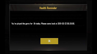 latest pubg mobile 6 hours update