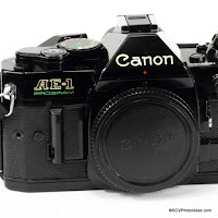 Canon AE-1 Program Reference