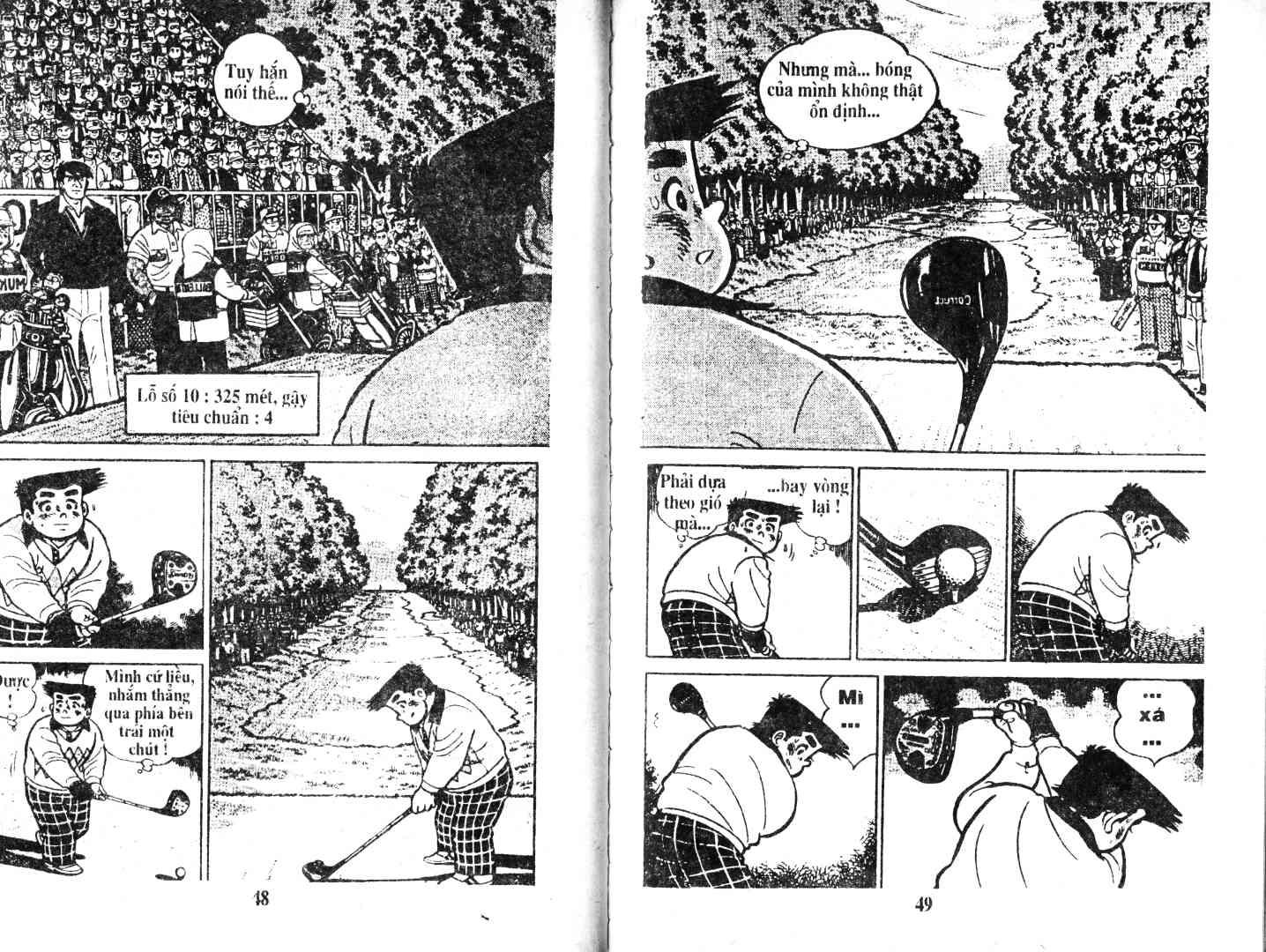 Ashita Tenki ni Naare chapter 46 trang 24