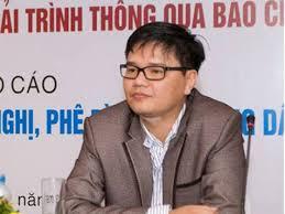 nhà báo Mai Phan Lợi