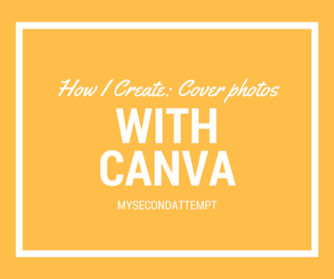 How I Create My Cover Photos- With Canva