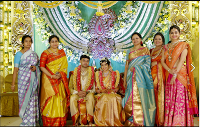relatives-vasundhara-diamond-roofs-vasundhra-son-wedding