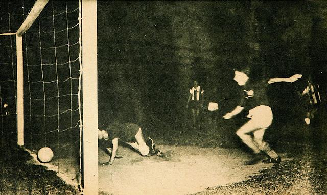 Chile y Bolivia en Campeonato Sudamericano de 1946