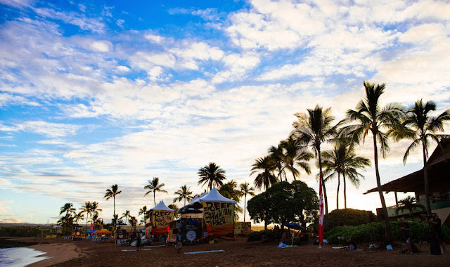 56Reef Hawaian Pro 2014 Sunrise Day 2 Foto ASP Kelly Cestari