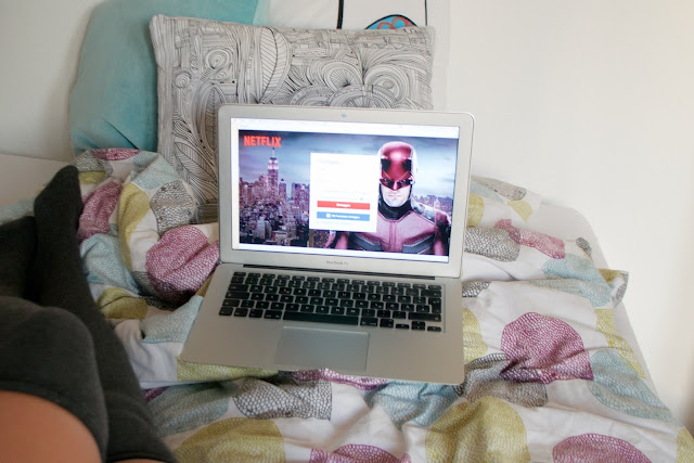 netflix macbook