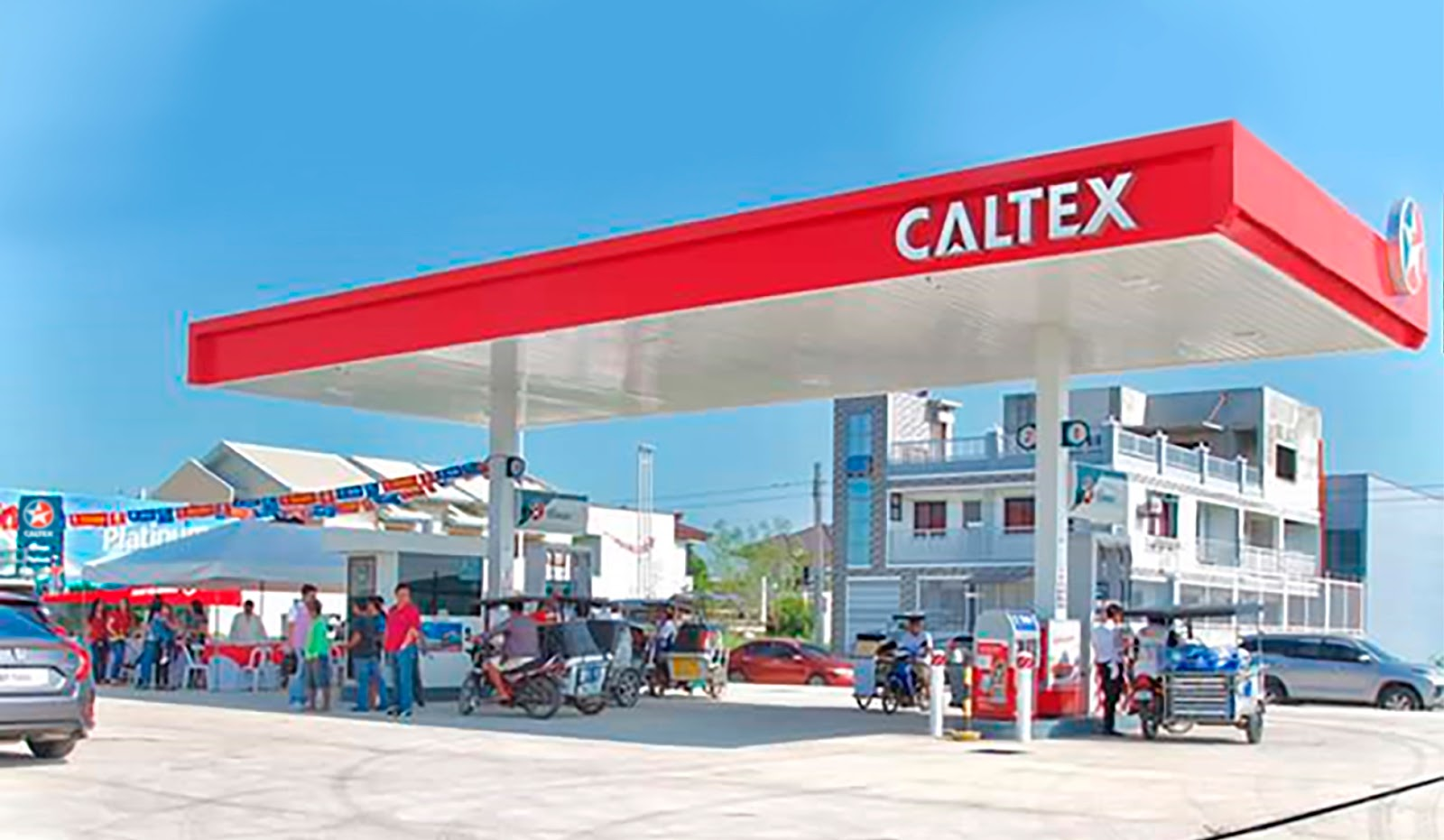 Caltex continues to build retail muscle