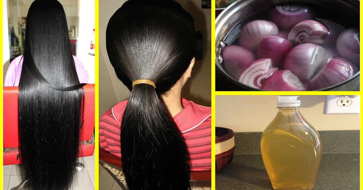 Grow Longer and Thicker Hair With This Natural Hair Growth ...