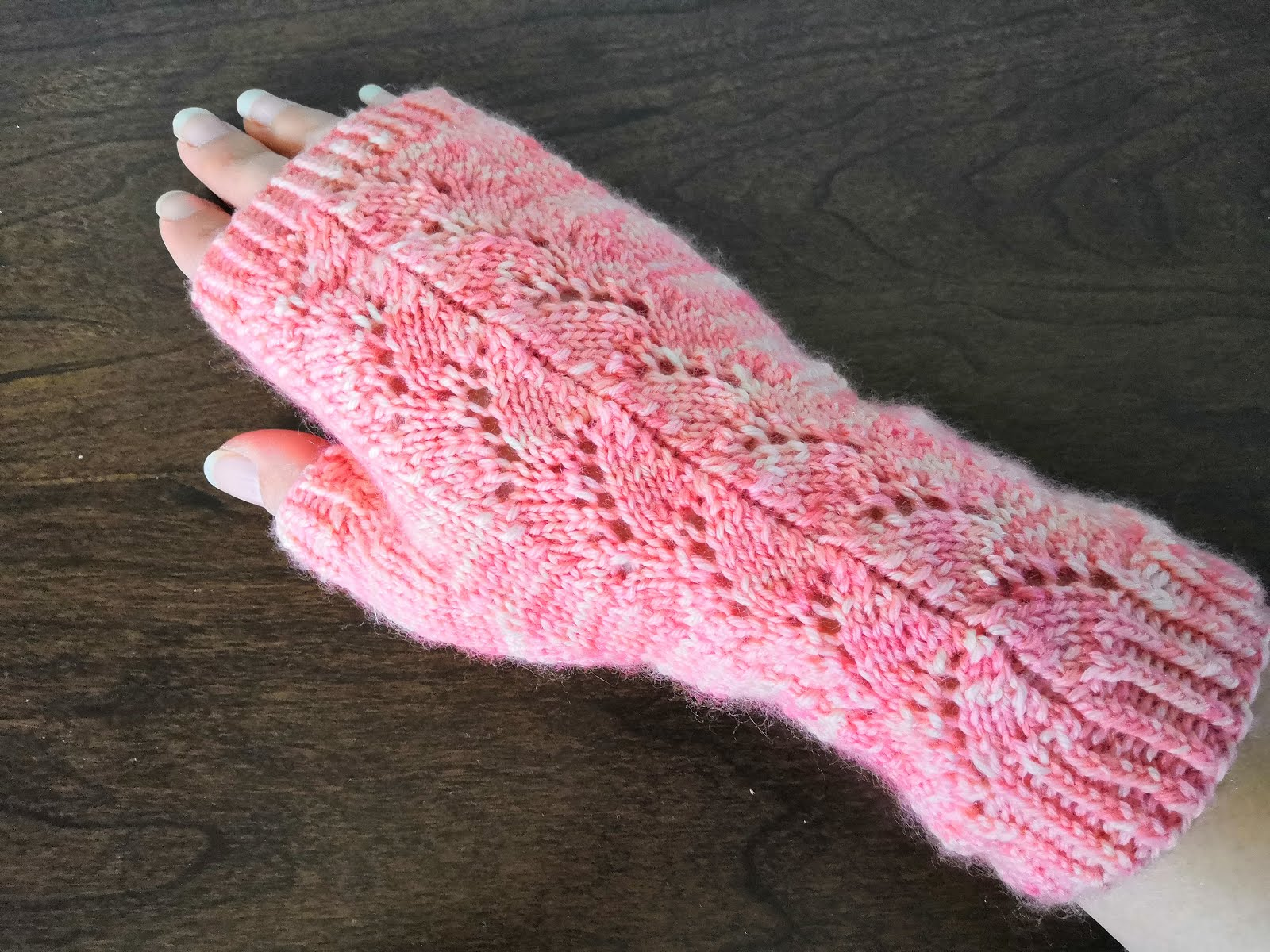 Cloudburst mitts