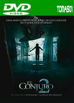 El Conjuro 2 (Expediente Warren 2) (2016) DVDRip