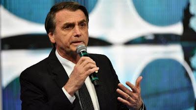 Bolsonaro estará hoje em Brasília pela primeira vez depois de eleito