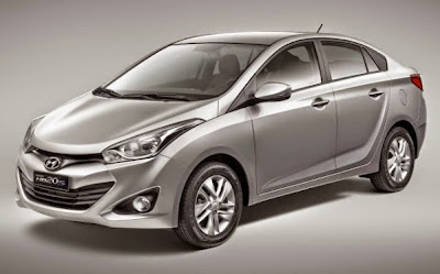 novo carro Hyundai HB20 Sedan 2015