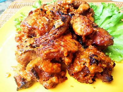 Resep Masakan Ayam Bakar