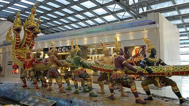 Bandara Suvarnabhumi