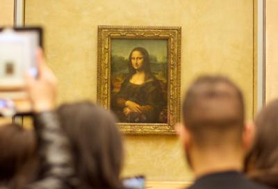 Fakta Unik, Lukisan Mona Lisa, Informasi Unik, Mona Lisa, Fakta Lukisan Monalisa, Mading Zona Siswa