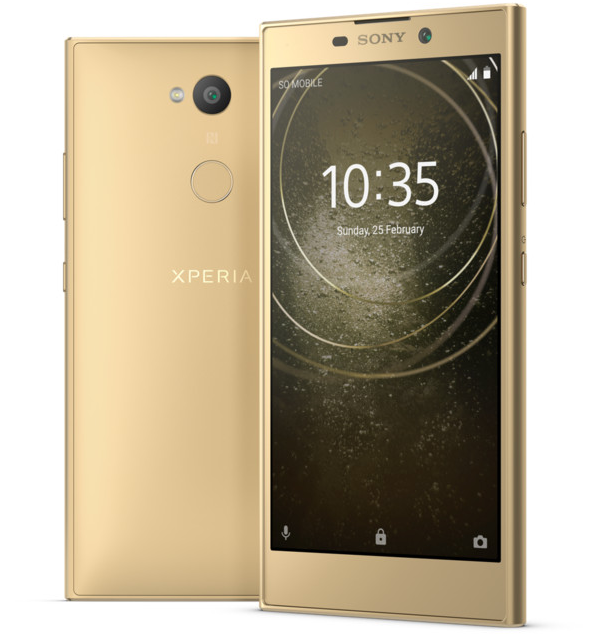 Sony Xperia L2 With 4G VoLTE, 3GB of RAM and MediaTek MT6737T SoC Launched at Rs 19,990