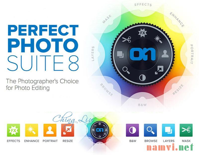 onOne Perfect Photo Suite 8