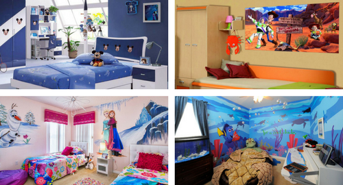 Amazing Disney Home Décor