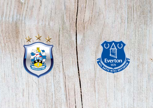 Huddersfield vs Everton - Highlights 29 January 2019