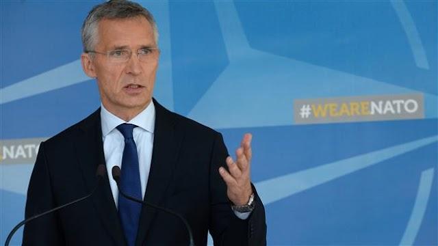 NATO Secretary General Jens Stoltenberg calls on Germany, Turkey to end airbase dispute