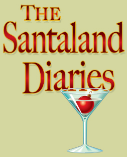 Asheville Community Theater And The Santaland Diaries This