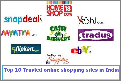 top 10 trusted online shopping sites in india