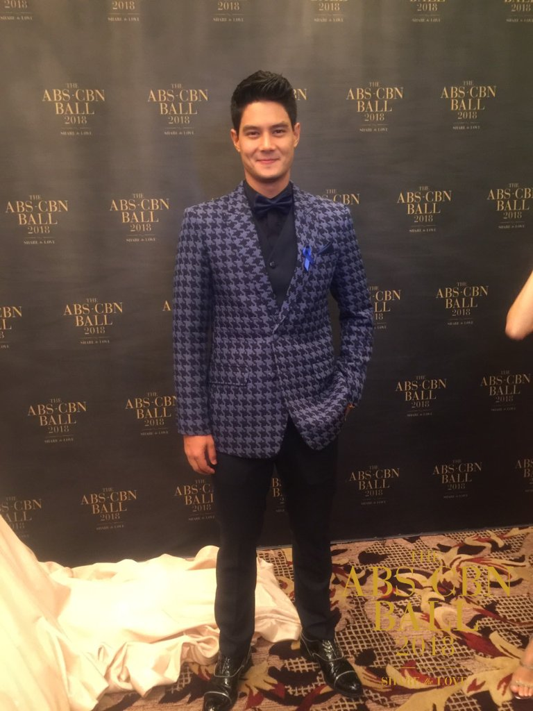 Daniel Matsunaga ABS-CBN Ball 2018
