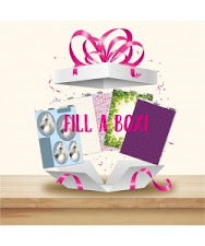 Fill A Box is a 22mm deep box full of paper, card and foiled sheets! £10!
