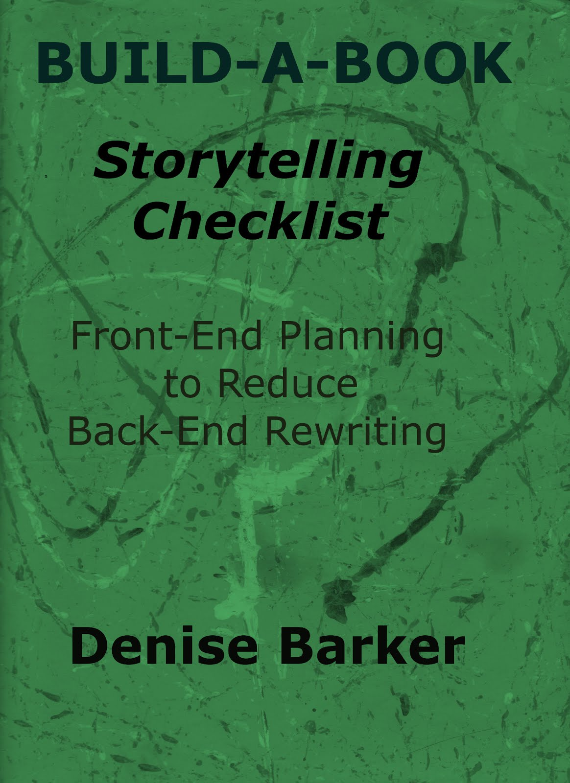 BUILD-A-BOOK Storytelling Checklist