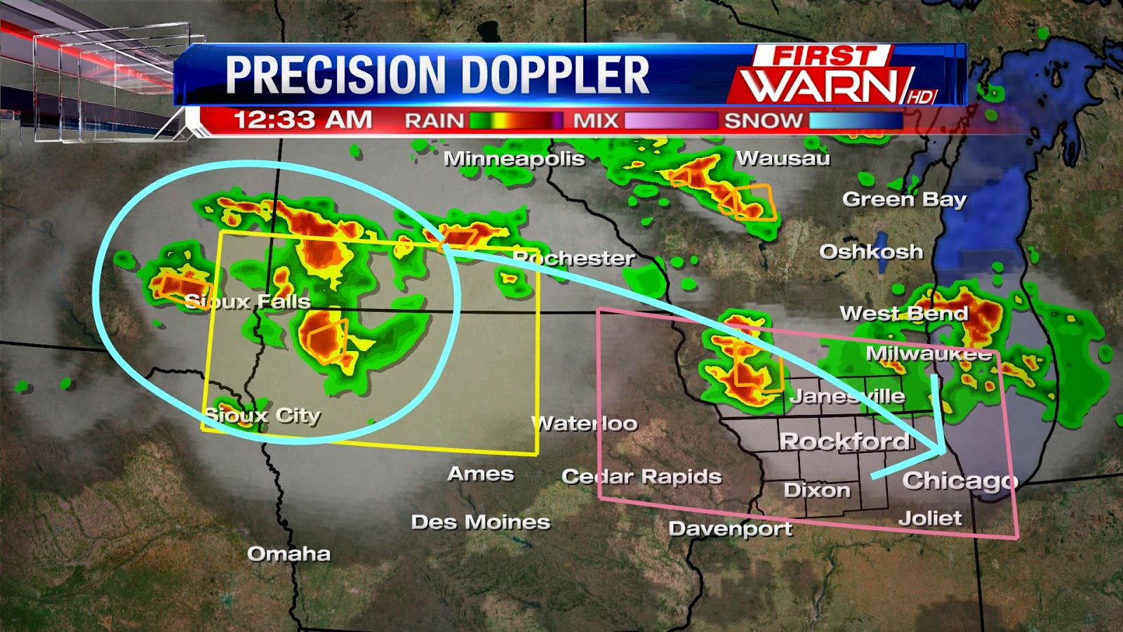 First Warn Weather Team: Tuesday Evening Severe Weather Update