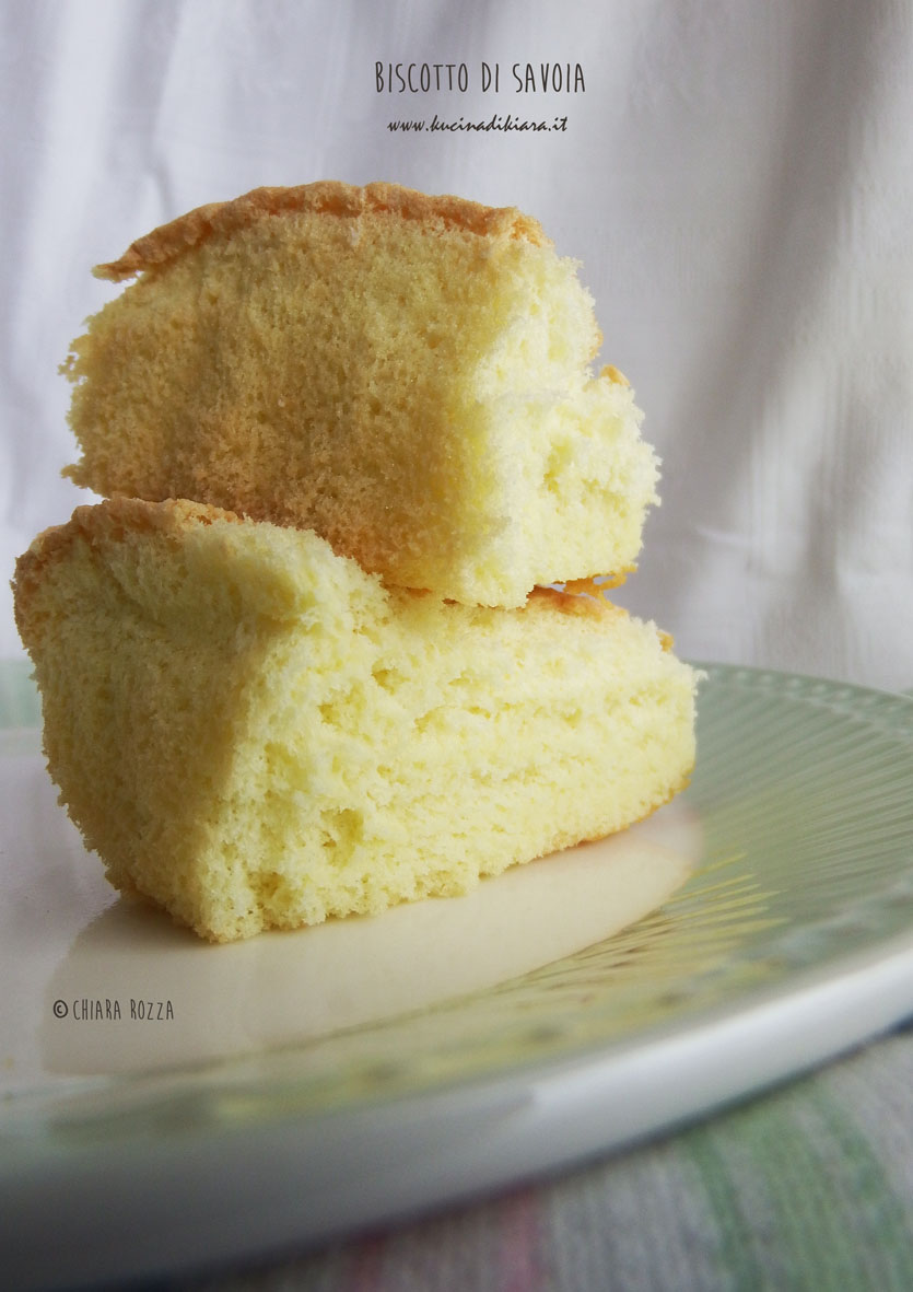 biscotto di savoia o dolce leggero | kucina di kiara: blog di ... - Blog Di Cucina Dolci
