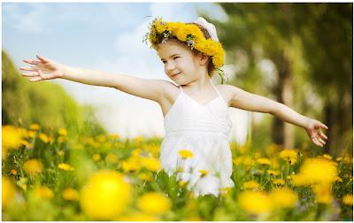 صور خلفيات اطفال بنات كيوت HD