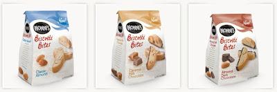 Nonni's Biscotti Flavors