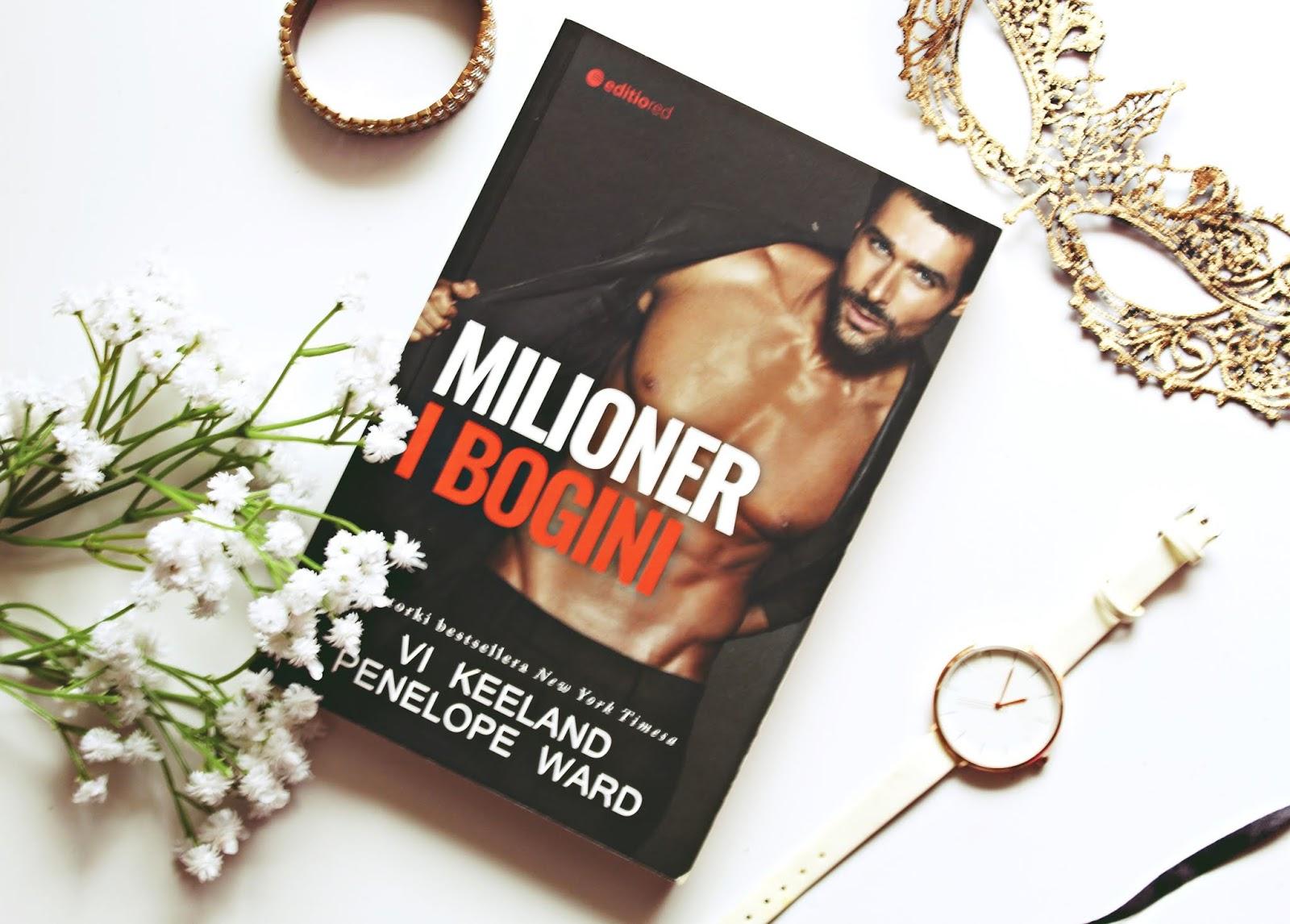 "Vi Keeland & Penelope Ward ""Milioner i bogini"" - recenzja"