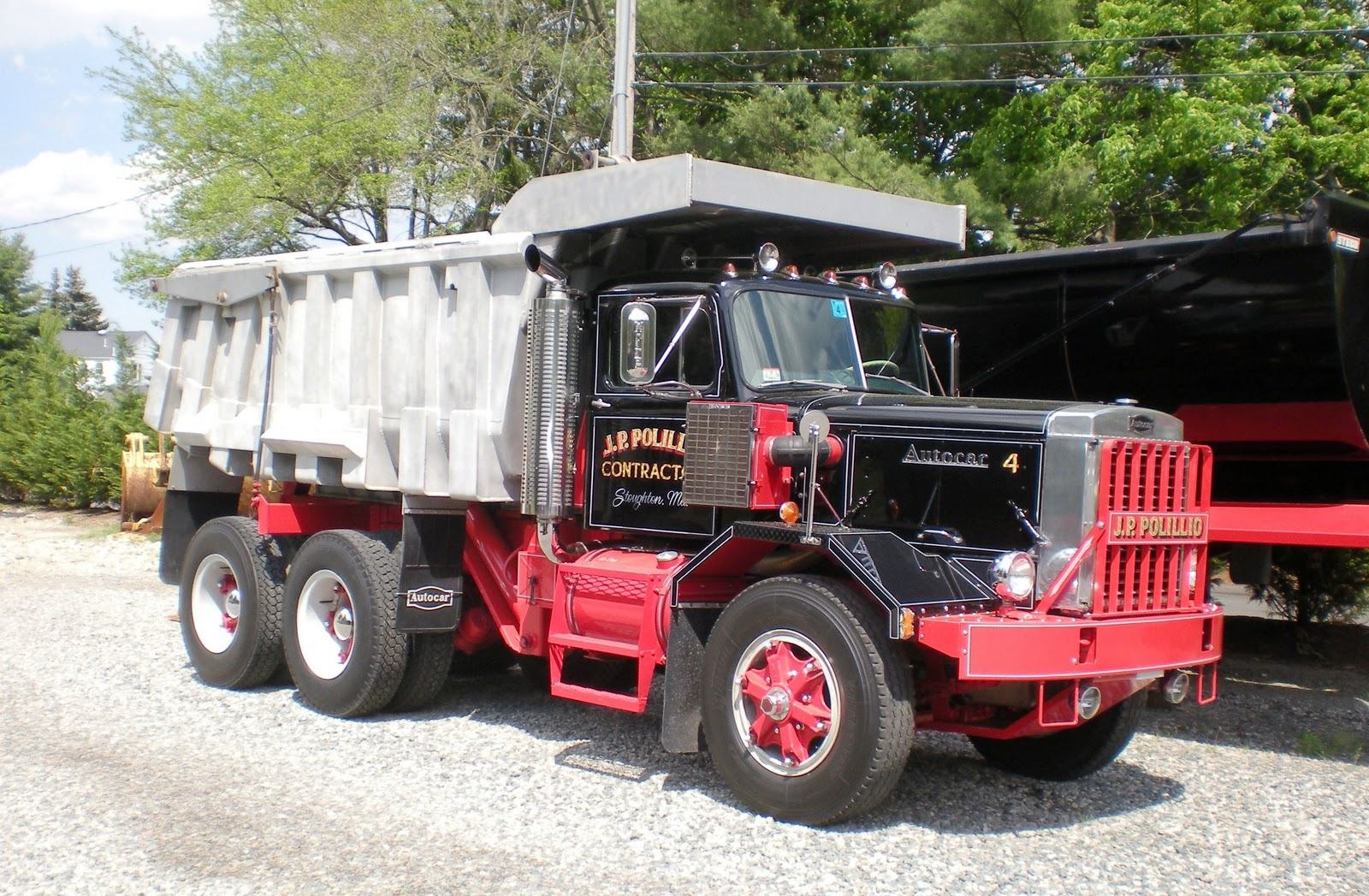 Trucks For Sale: AutoCar Dump Trucks