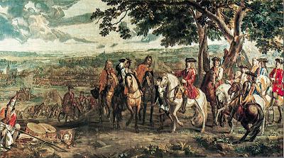 Battle of Blenheim 13 August