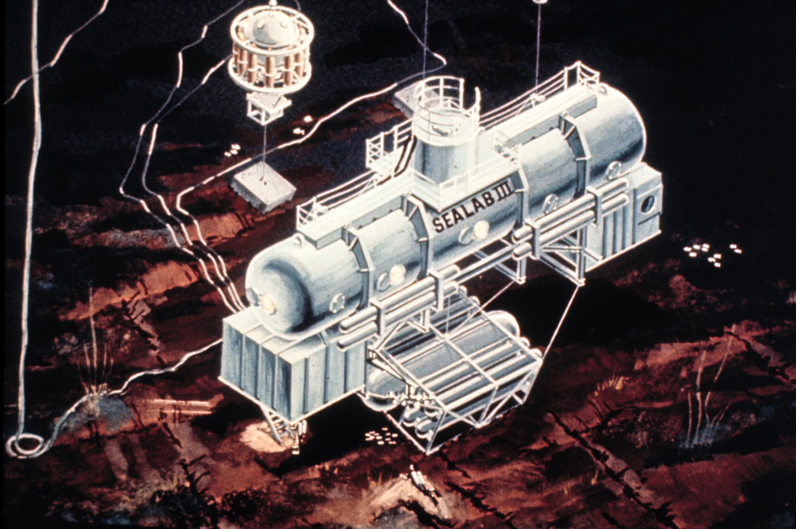 In Praise of Large Payloads for Space by Joseph Friedlander