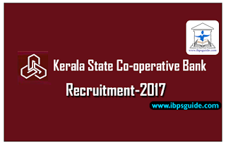 Kerala State Co-operative Bank Recruitment 2017: Dear Readers, Kerala State Co-operative Bank Ltd has announced the recruitment notification of the post of Law Officer on contract basis. Eligible candidates may apply in prescribed application format on or before 20-06-2017. More details regarding this recruitment is given below.  Name of the Post Educational Qualification Age Limit Law Officer Candidates should possess Bachelors Degree in Law of a recognised University. Age limit should be between 40 – 50 years.  How to Apply: Eligible candidates can apply by sending their bio data with relevant documents to the below address. Managing Director,  Kerala State Co-operative Bank Ltd,  Co Bank Towers, Palayam,  Thiruvanthapuram  Last Date for Receipt of Application is 20-06-2017.  Click Here to View the Official Notification
