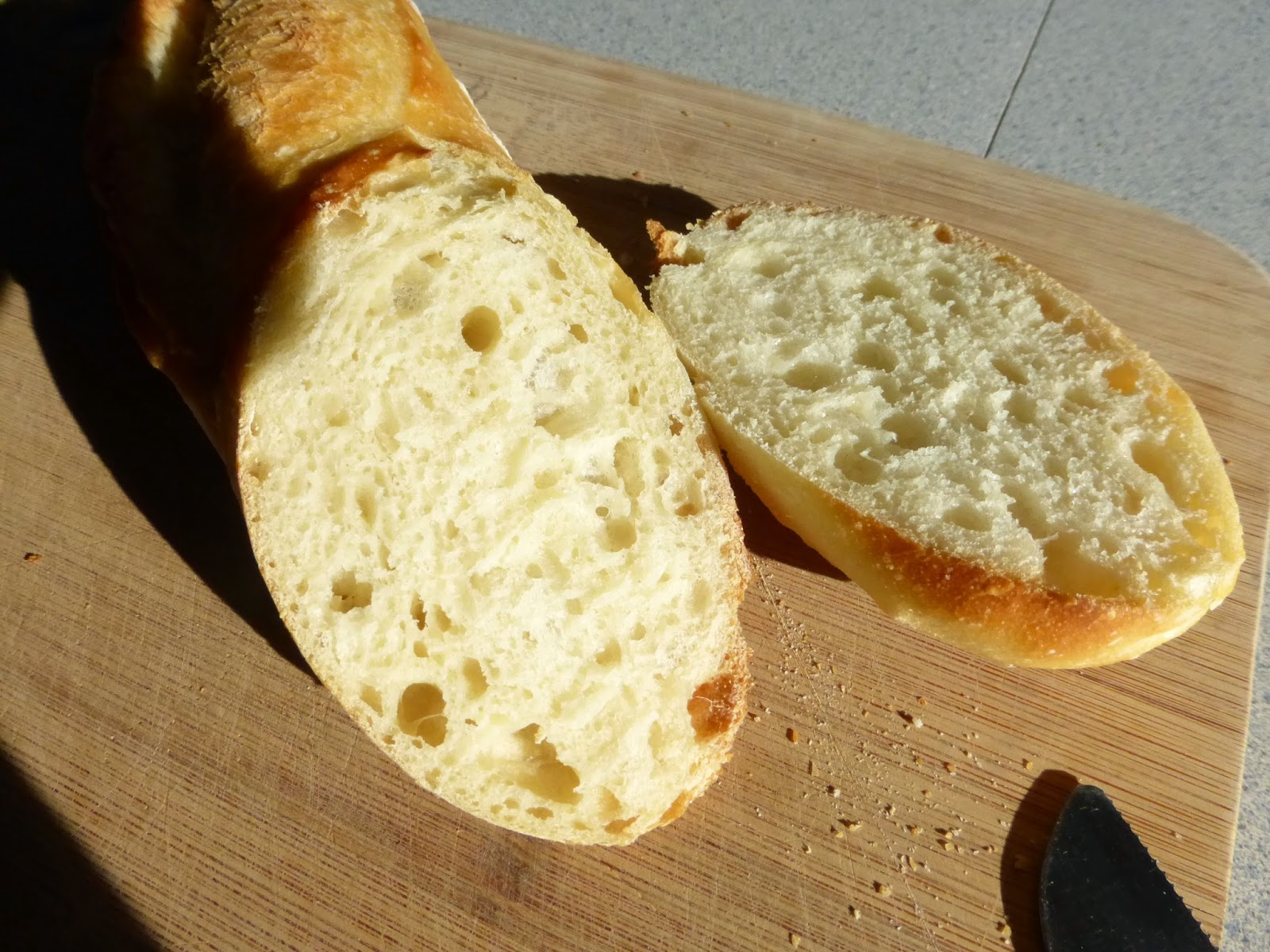 Daily happiness: Classic French Bread Recipe By Peter Reinhart