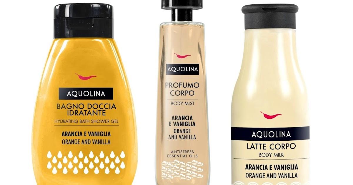 Aquolina Arancia e Vaniglia # Per un Autunno inebriante