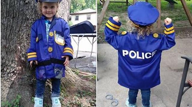 Επείγον σήμα... λεμονάδας: Κοριτσάκι έστησε πάγκο για να αγοράσει στολή!