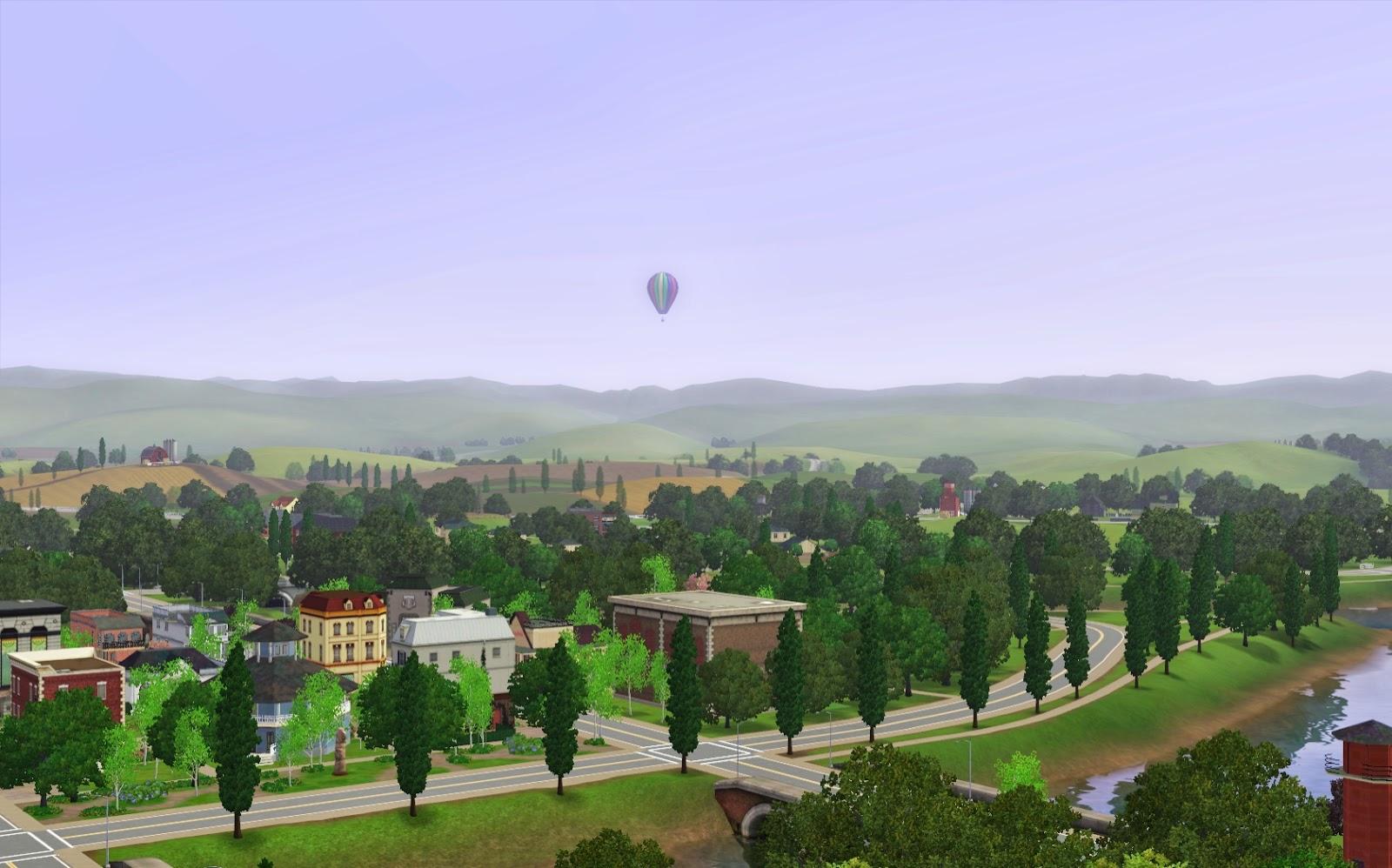Summer S Little Sims 3 Garden Riverview List Of Community