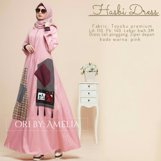 Hasbi Dress by Amelia