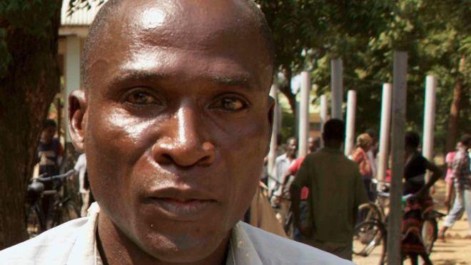 Malawi 'hyena man' Eric Aniva sentenced to two years hard labour