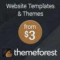 Themeforest templates 3$