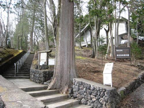 軽井沢 歴史民族資料館