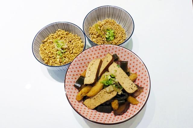 蔬耕蔬食滷味-新北店~新莊文青風滷味店