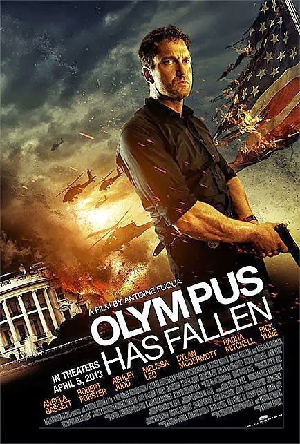 Hd Wallpapers Blog: Olympus Has Fallen 2013 Wallpapers
