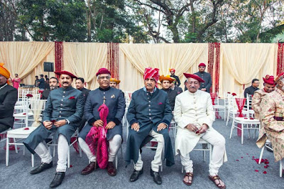 Gaj-Singh-of-Jodhpur-at-Scindia-wedding