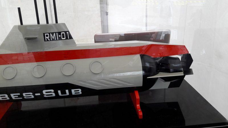 Kapal selam mini RMI1-01 Celebes